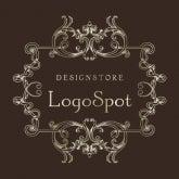ロゴ作成 美容,サロンロゴ作成,サロン開業看板, エレガントエステサロンロゴ,新規オープンロゴ買う