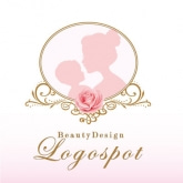 ロゴ作成 美容,サロンロゴ作成,サロン開業看板,ベビーサロンロゴ注文,ベビースクール産院ロゴ購入
