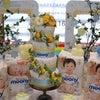 巨大おむつケーキでギネス世界記録に挑戦!の画像