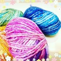 リフ編みでバネポーチ作ってみました!の記事に添付されている画像