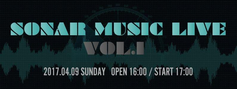 J-WAVE SONAR MUSIC LIVE VOL.1...