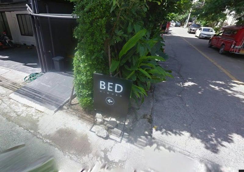 チェンマイ旅行:BED Nimman Hotel☆14