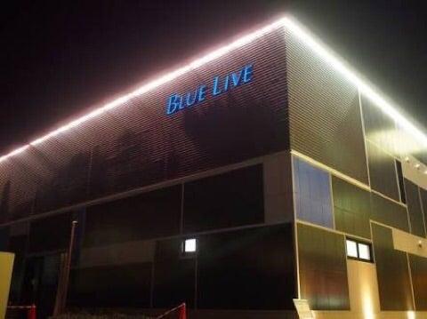 BLUE LIVE 広島 ウィンウィン広島