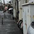 雨の日の大阪