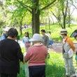 久宝寺緑地で春の観察…
