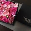 お花はchosに、箱…