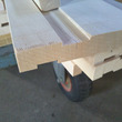 木材 溝+超仕上げ加…