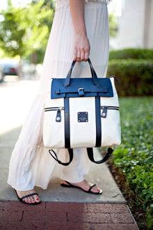 Jetsetter Backpack定番カラー ホワイト