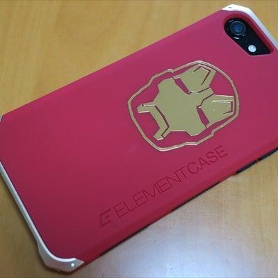 【スマホケース】 MARVEL マーベル ロゴ仕様に買い替え iPhone7用の記事に添付されている画像