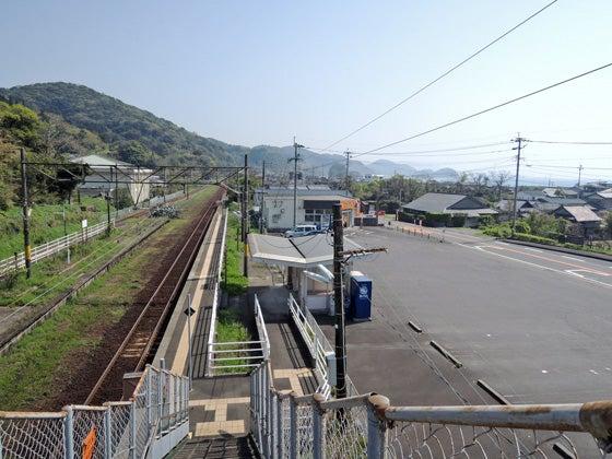 肥薩おれんじ鉄道・西方駅