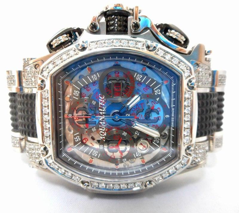 new concept 14173 2e943 AQUANAUTIC キングクーダ カスタマイズ | 時計アフター ...