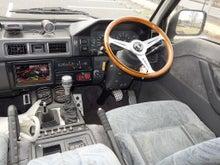 三菱 デリカ スターワゴン ハイリフト 運転席