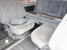 三菱 デリカ スターワゴン ハイリフト 車内