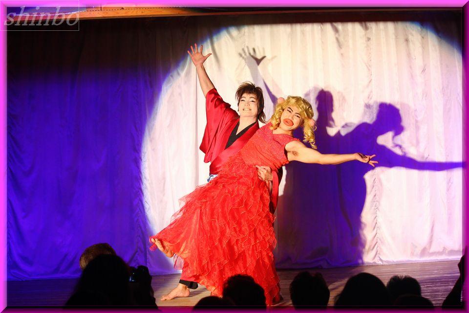すわん江戸村4月16日夜の部天龍地そらBD公演 | しんぼうのブログ