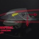 How the Lamborghini Active Aerodynamics worksの記事より
