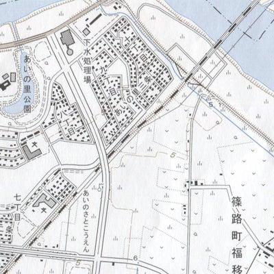 境界駅(5)残しておきたかったアイヌ語駅名・あいの里公園駅(札沼線、札幌市)の記事に添付されている画像