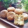 美味しい~大豆のおやつ♪*チーズIN大豆揚げ御焼き餅*の画像