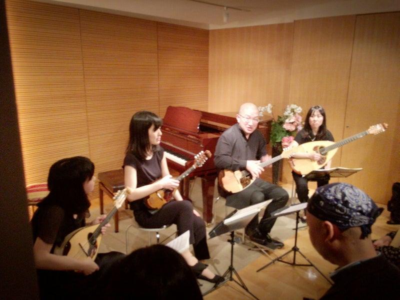 コンサート色々 | マンドリン弾き 桝川千明のブログ