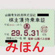 山陽電車半年定期販売…