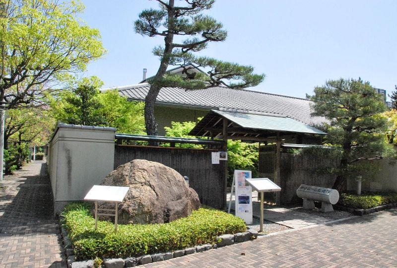 芦屋市谷崎潤一郎記念館を訪れた...