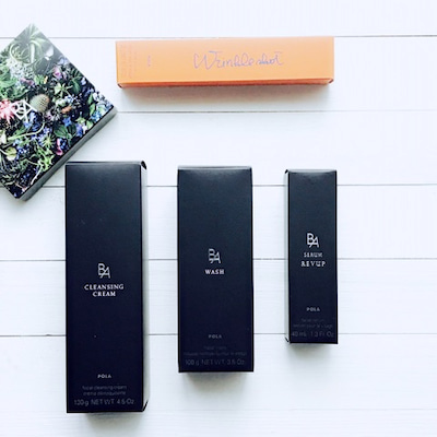 POLAのB.A製品の価格比べ♡の記事に添付されている画像