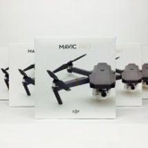 Mavic Pro …