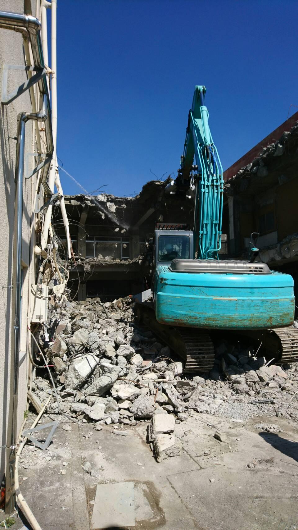 |2017年2月&3月の振り返り| RC造建物解体工事の株式会社ナイキ