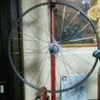 ピスト街道練習 車輪