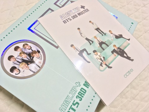 Blu-ray]防弾少年団: BTS 3rd MUSTER [ARMY ZIP+] [限定版