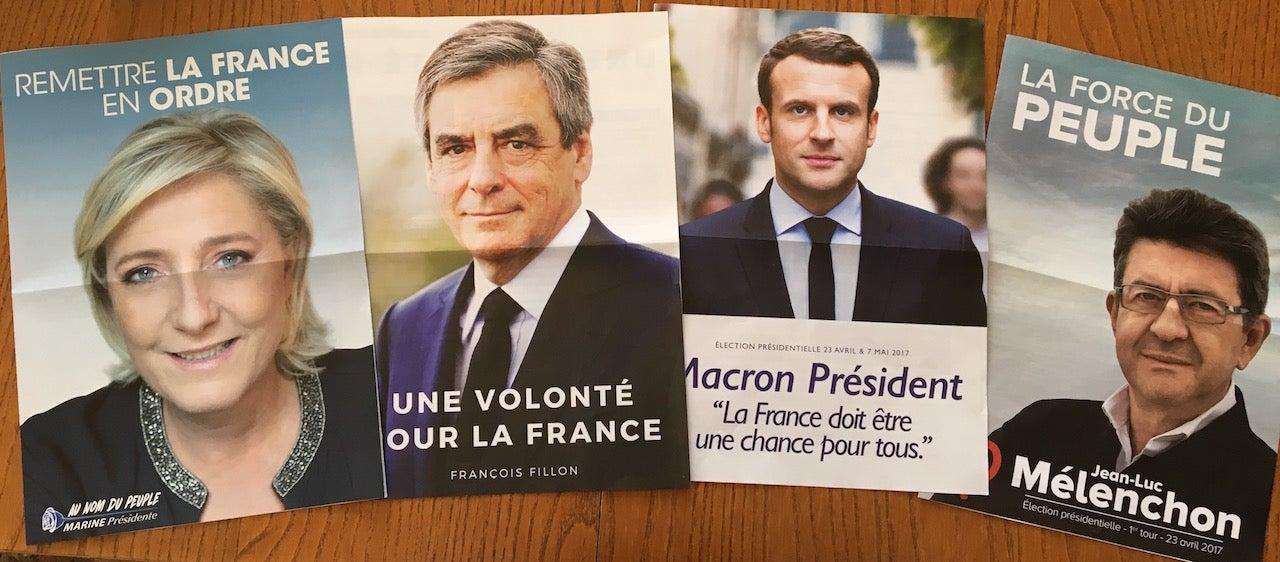 フランスの大統領選挙