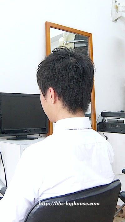 20代 男 メンズ 髪型 リクルートヘア 就職活動