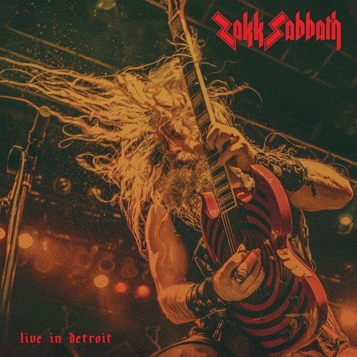 Zakk Sabbath音源リリース Darioライブ そしてあのギター 山アリ谷アリ平地ナシ