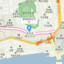 釜山の激安ファッション通り!の記事に添付されている画像