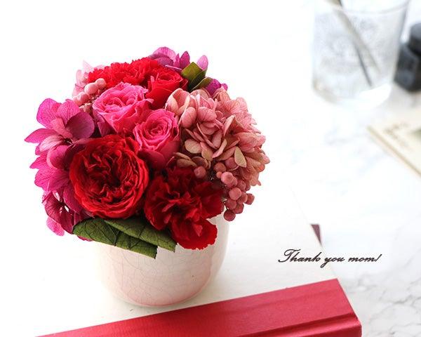 母の日,花,赤