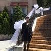 結婚式の服☆の画像