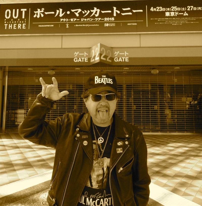 Let Me 2015 Paul TOKYO DOME