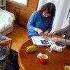 編み物教室の画像