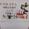 CND SPA✨の画像