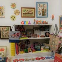 丸岡京子クロスステッチ展@表参道、刺繍ワールド満喫しましょ・4/30(日)までの記事に添付されている画像