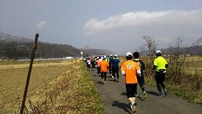 昭和新山に向かう