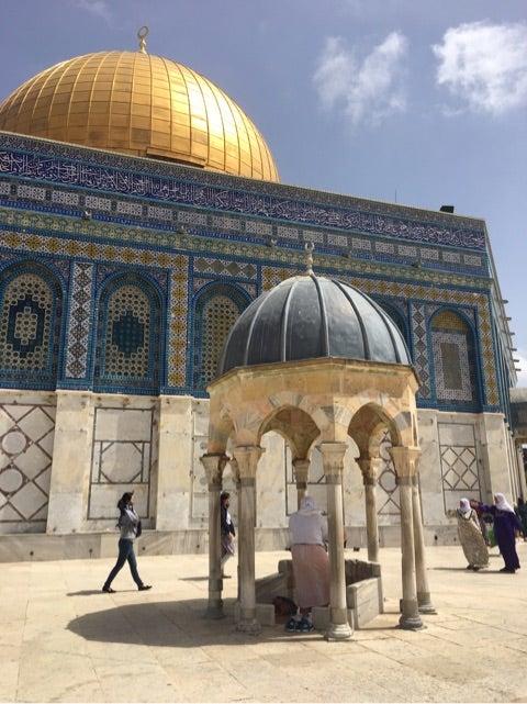 エルサレム 神殿の丘の行き方~ ...