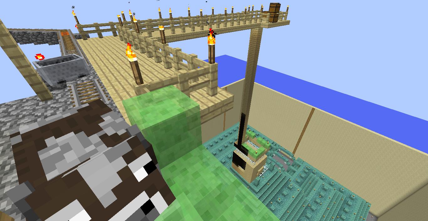 マイクラ 統合 版 海底 神殿