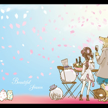 ストーリー公開「お花…