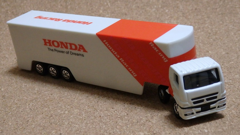 Hondaレーシングトランスポーター