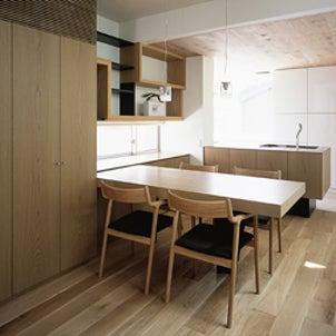 家を建てる。 テーブルと椅子の高さを知っておくの画像