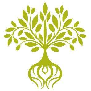 無農薬エクストラバージンオリーブオイル共同購入の貊村(みゃくそん)ロゴマーク