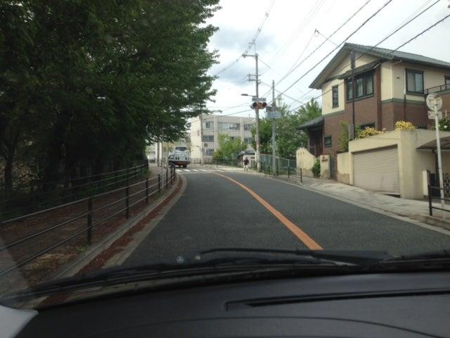 ベンツML320 北大阪ペーパードライバー