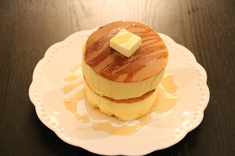 有名コーヒー店の味!!分厚いパンケーキを作ろう!!