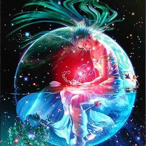 11月15日 蠍座の新月 ~豊かさへと繋がる出会い・可能性を見つけよう~の画像