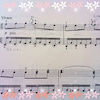 ツェルニーの練習曲にも素敵な曲が・・・(^^♪の画像